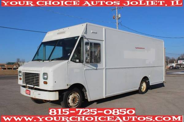Photo 2009 WORKHORSE W42 STEP COMMERCIAL VAN 26FT BOX TRUCK 437109 - $22,977 (WORKHORSE W42 WWW.YOURCHOICEAUTOS.COM CHICAGO, IL)