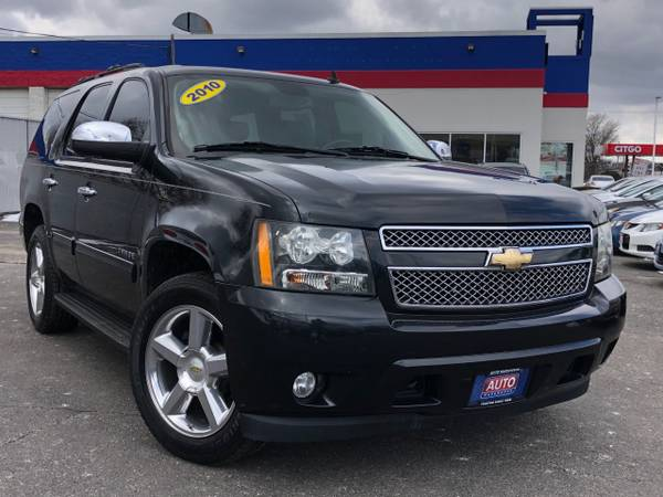 Photo 2010 Chevrolet Tahoe 2LT  ALL CREDIT SCORES ACCEPTED  CALL NOW (BUY HERE PAY HERE(CALL ROEL NOW 847 902 1831)