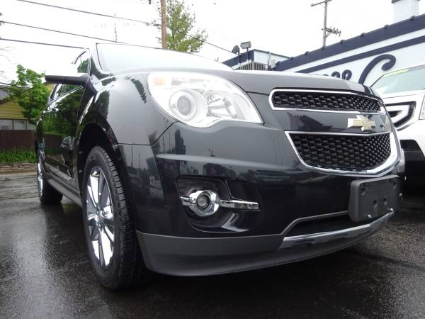 Photo 2011 Chevy Equinox LTZOne OwnerBack up camwww.carkingsales.com - $8,999 (Car King in West Allis 10124 W. Greenfield Ave. 414-453-9922)
