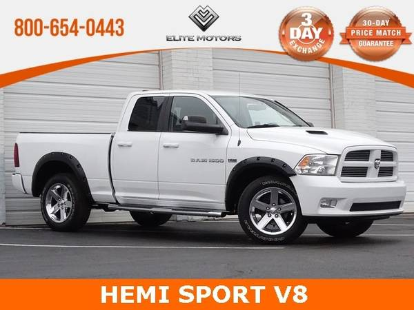 Photo 2011 Ram 1500 Sport Bad Credit, No Credit NO PROBLEM - $18,500 (2011 Ram 1500 Sport Bad Credit, No Cred)