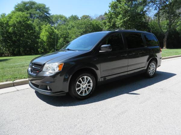 Photo 2012 Dodge Grand Caravan RT-DVD HTD Leather Back Up Cam WOW - $10,977 (www.ezmotorcars.com for a free carfax report)