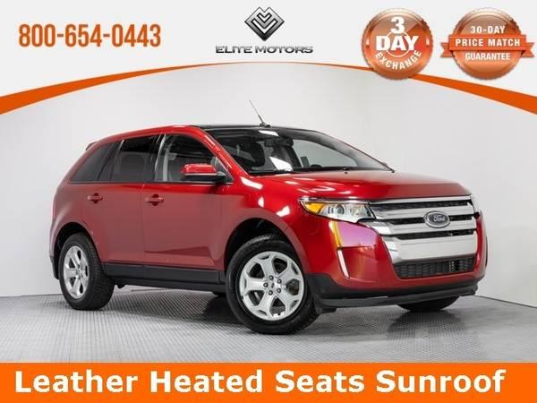 Photo 2012 Ford Edge SEL Bad Credit, No Credit NO PROBLEM - $14,000 (2012 Ford Edge SEL Bad Credit, No Credi)