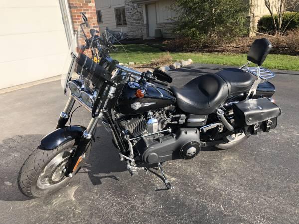 Photo 2012 Harley Davidson FXDF - Dyna FAT BOB - 12K miles - $8,800 (Bayside)