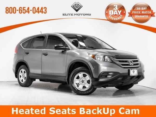 Photo 2013 Honda CR-V LX Bad Credit, No Credit NO PROBLEM - $14,000 (2013 Honda CR-V LX Bad Credit, No Credi)