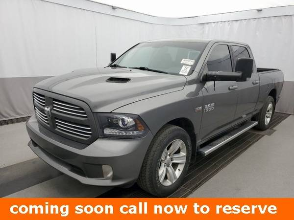 Photo 2013 Ram 1500 Sport Bad Credit, No Credit NO PROBLEM - $23,000 (2013 Ram 1500 Sport Bad Credit, No Cred)