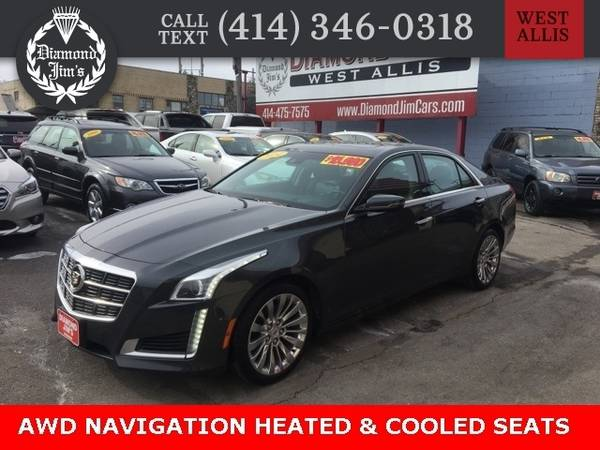 Photo 2014 Cadillac CTS 2.0L Turbo Performance - $15777 (_Cadillac_ _CTS_ _Sedan_)