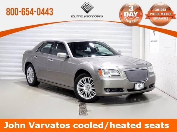 Photo 2014 Chrysler 300C John Varvatos Luxury Bad Credit, No Credit NO PROBLEM - $16,500 (2014 Chrysler 300C John Varvatos Luxury B)
