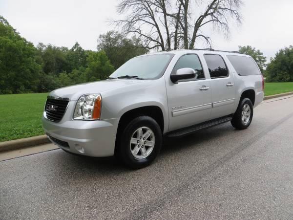 Photo 2014 GMC Yukon XL SLT 4X4-HTD Seats Back Up Cam 8 Passenger LOOK - $18,977 (www.ezmotorcars.com for a free carfax report)