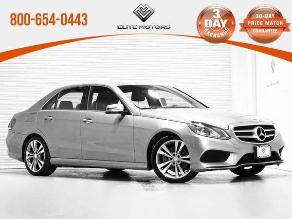 Photo 2014 Mercedes-Benz E-Class E 350 Bad Credit, No Credit NO PROBLEM - $22,500 (2014 Mercedes-Benz E-Class E 350 Bad Cred)