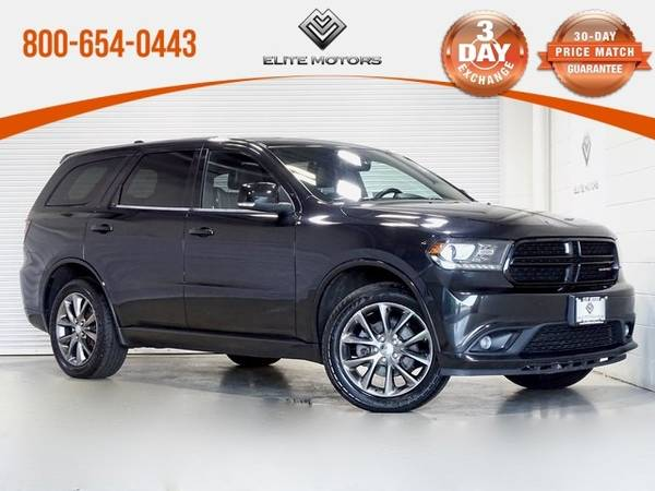 Photo 2015 Dodge Durango Limited Bad Credit, No Credit NO PROBLEM - $24,500 (2015 Dodge Durango Limited Bad Credit, No)