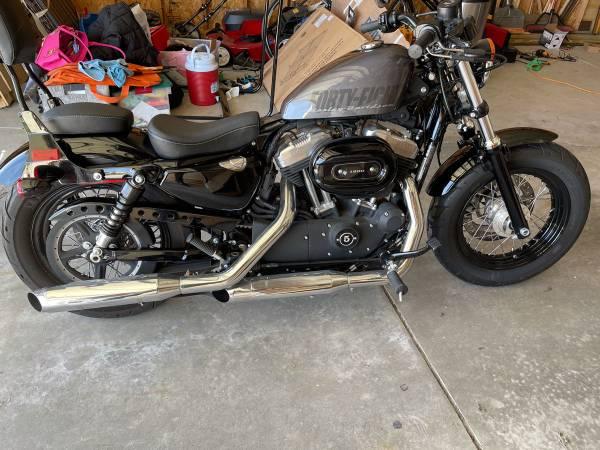 Photo 2015 Harley-Davidson Sportster Forty-Eight 1200 - $8,200