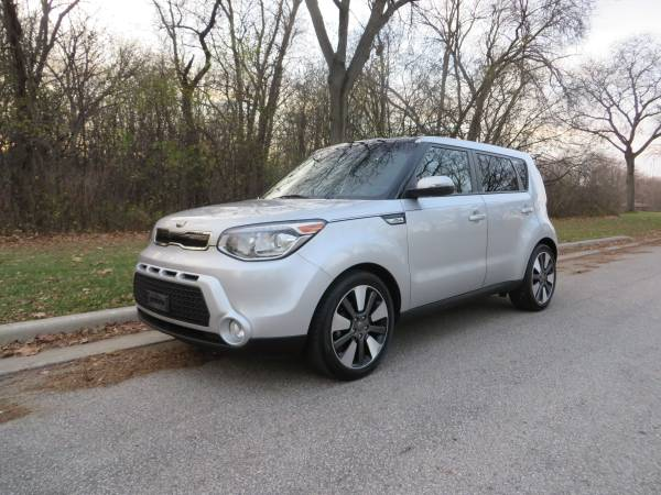 Photo 2015 Kia Soul  Edition Only 54k Miles 1 Owner Loaded - $13,477 (www.ezmotorcars.com for a free Carfax report)