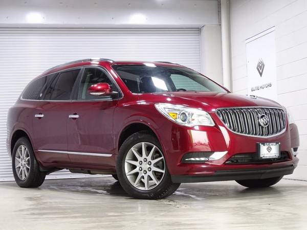 Photo 2016 Buick Enclave Leather Group Bad Credit, No Credit NO PROBLEM - $19789 (2016 Buick Enclave Leather Group Bad Cred)