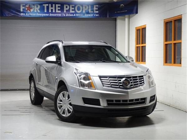 Photo 2016 Cadillac SRX Standard Bad Credit, No Credit NO PROBLEM - $15299 (2016 Cadillac SRX Standard Bad Credit, No)