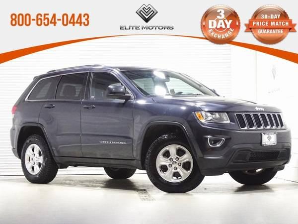Photo 2016 Jeep Grand Cherokee Laredo Bad Credit, No Credit NO PROBLEM - $20,500 (2016 Jeep Grand Cherokee Laredo Bad Credi)