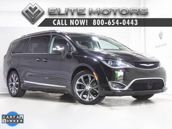 Photo 2017 Chrysler Pacifica Limited Bad Credit, No Credit NO PROBLEM - $26997 (2017 Chrysler Pacifica Limited Bad Credit,)