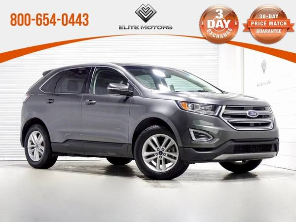 Photo 2017 Ford Edge SEL Bad Credit, No Credit NO PROBLEM - $18,500 (2017 Ford Edge SEL Bad Credit, No Credi)