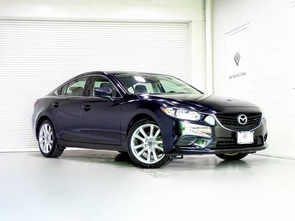 Photo 2017 Mazda Mazda6 Touring Bad Credit, No Credit NO PROBLEM - $. (2017 Mazda Mazda6 Touring Bad Credit, No)