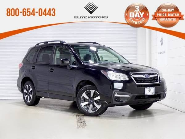 Photo 2017 Subaru Forester 2.5i Premium Bad Credit, No Credit NO PROBLEM - $18,000 (2017 Subaru Forester 2.5i Premium Bad Cre)