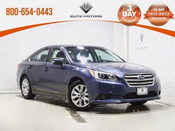 Photo 2017 Subaru Legacy 2.5i Bad Credit, No Credit NO PROBLEM - $14,500 (2017 Subaru Legacy 2.5i Bad Credit, No )