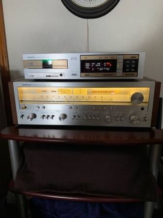 Photo 70s vintage pioneer SX -850 Stereo receiver - $850 (MilwaukeeHales corners)