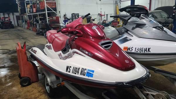 Photo 98 Seadoo GTX Limited 951 JET SKI - $3,900 (Waukesha)