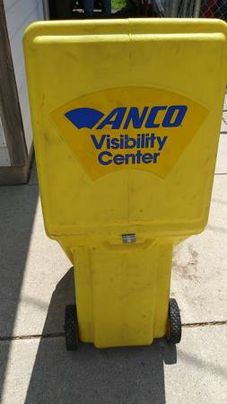 Photo ANCO WIPER BLADE STORAGE - CAN BUY ONE OR TWO - $45 (HARTFORD, WI)