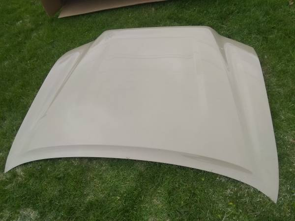 Photo Brand new take off 2020 Toyota Tacoma hood quotquicksandquot in color - $325 (Wisconsin Rapids)
