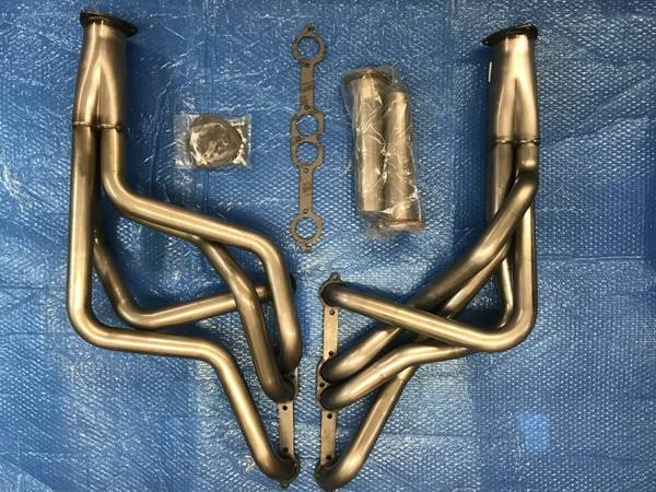 Photo Buick 455  TA Performance Stage-2 Headers - $650