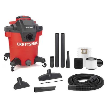 Photo Craftsman Shop Vac 12 gal with built in blower - $60 (Wauwatosa)