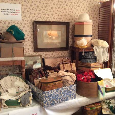 Photo Estate Sale Vintage clothing Hats 50off (Watertown)
