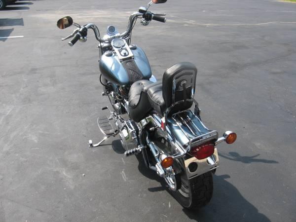 Photo Harley Davidson 1999 Softail  Custom Built - $5,500 (Milwaukee)