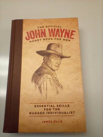 Photo John Wayne - $10 (Mukwonago)