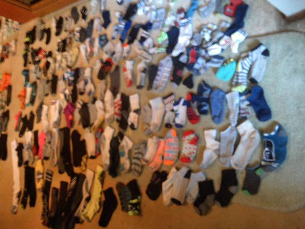 Photo Need just one sock -do I have the missing dryer sock solve (Brown Deer)