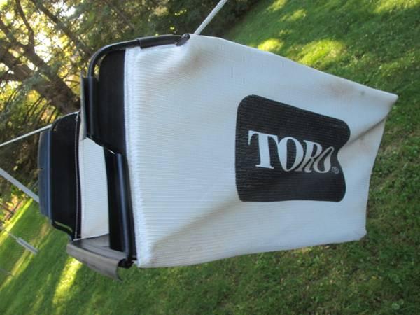 Photo New Toro Law Mower Grass Catcher Frame and Bag 108-9792 - $45 (Waukesha)