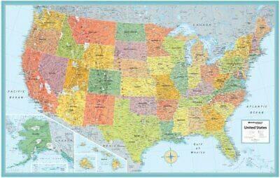 Photo Rand McNally series m United States map - $15 (Big Bend)