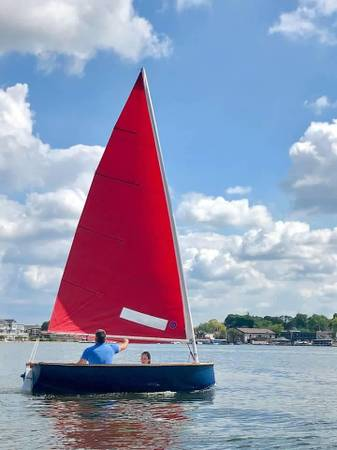 Photo Sail Boat for Sale - $2,900 (Brookfield)
