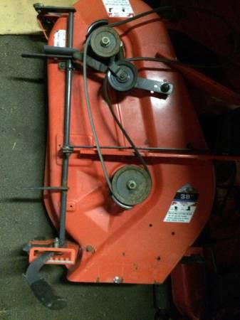 Photo Simplicity 38quot Mower deck - $150 (Milwaukee  Richfield)