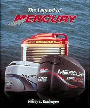 Photo The Legend of Mercury (Outboard Motors) - $10 (Greenfield)
