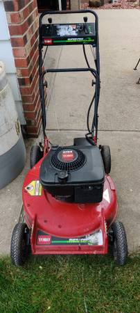 Photo Toro Lawn Mower, Super Pro Recycler II, Parts - $25 (Greenfield)