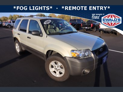 Photo Used 2006 Ford Escape 4WD XLT for sale