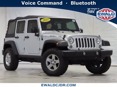 Photo Used 2011 Jeep Wrangler 4WD Unlimited Sport for sale