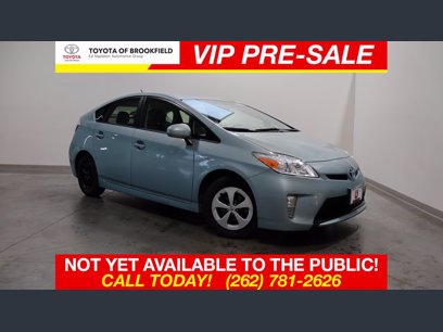 Photo Used 2012 Toyota Prius Four for sale
