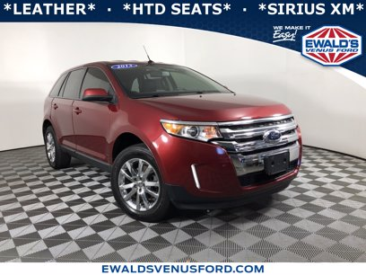 Photo Used 2013 Ford Edge AWD SEL for sale