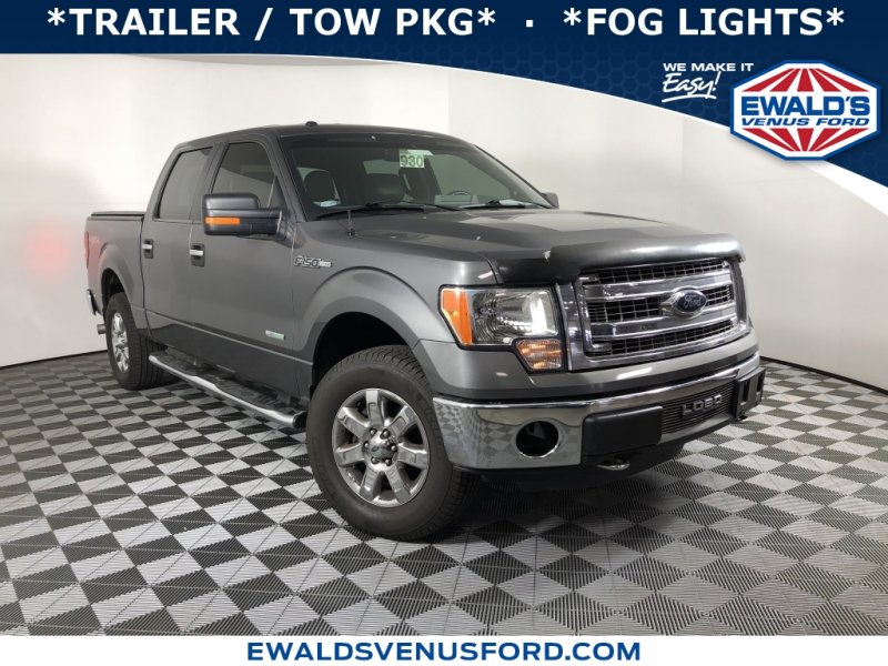 Photo Used 2013 Ford F150 4x4 SuperCrew for sale