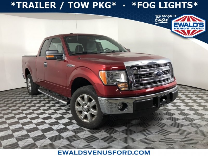 Photo Used 2014 Ford F150 XLT for sale