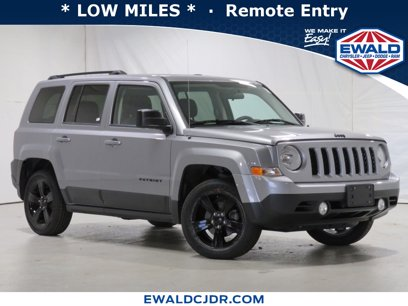 Photo Used 2015 Jeep Patriot FWD Sport w Power Value Group for sale