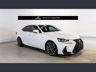 Photo Used 2017 Lexus IS 350 AWD w F Sport Package for sale