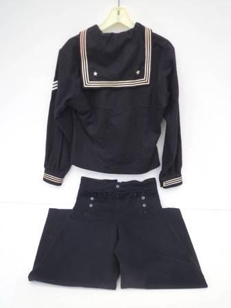 Photo Vintage US Navy Wool 2 Piece Uniform - $60 (Watertown)