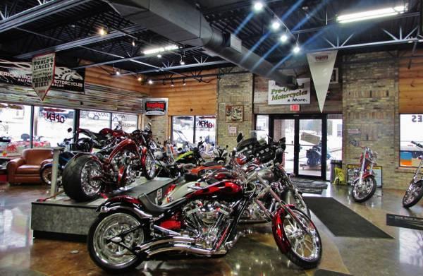 Photo We Buy Used Motorcycles (Big Bend)